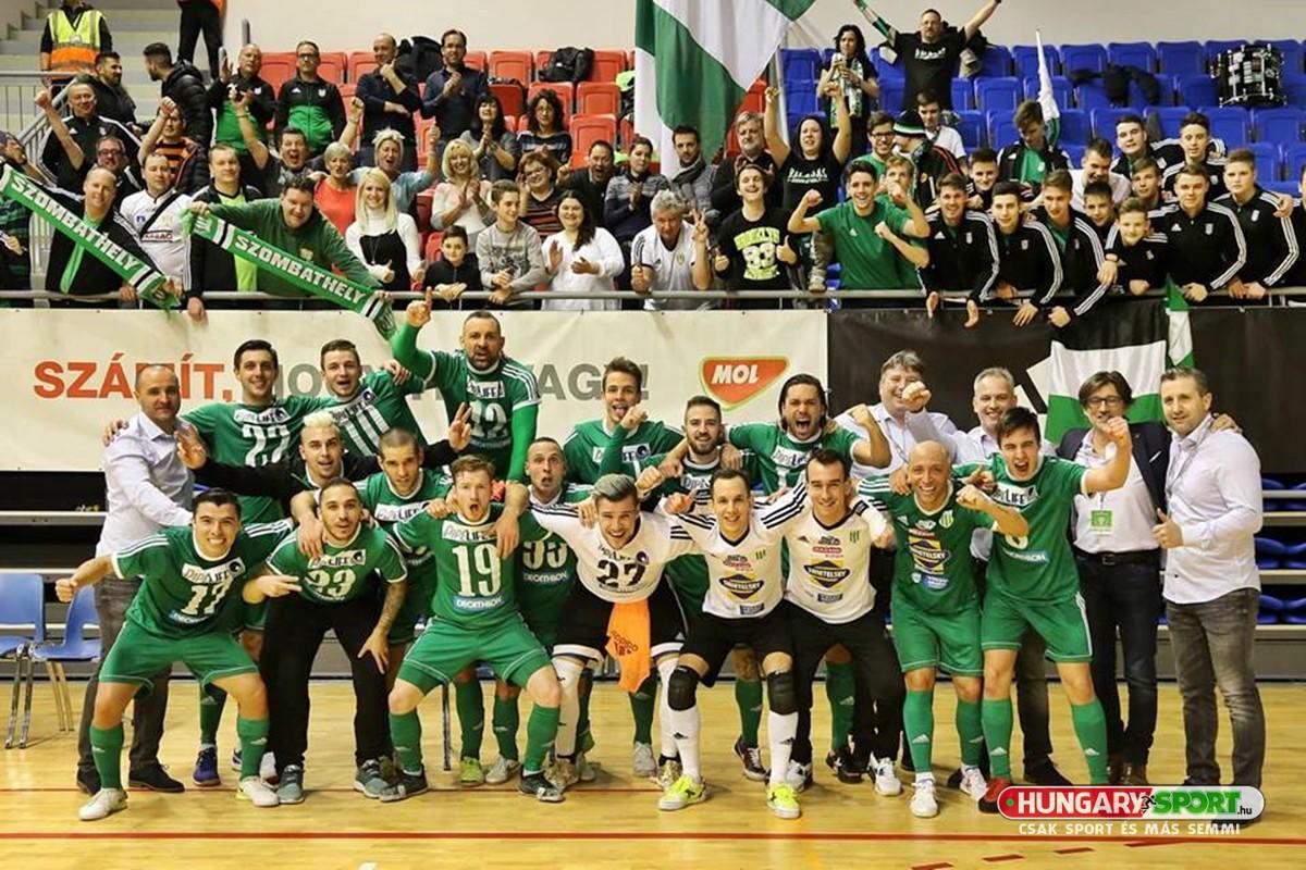 Miért lett kupagyőztes a Swietelsky-Haladás? - Hungary Sport